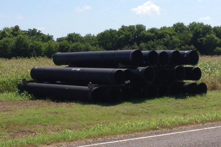 CR 112 Water Line Extension - Round Rock, Texas
