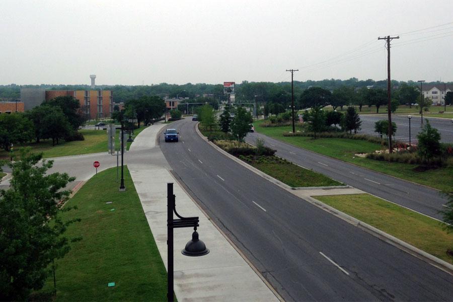 1st Street Improvements - Phase I - Temple, Texas