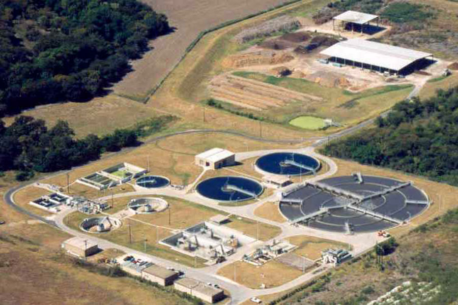 Temple-Belton Regional Sewage System Treatment Plant Improvements – Brazos River Authority