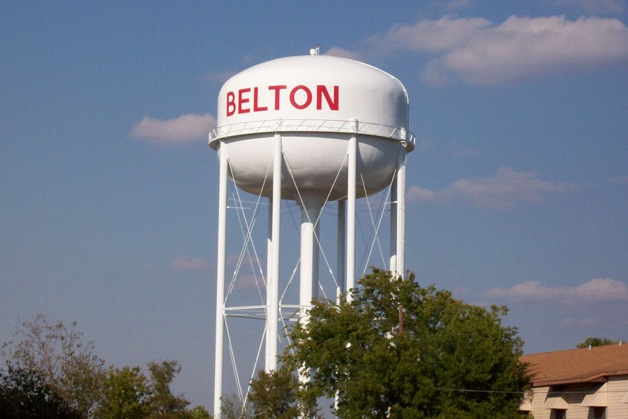 Rehabilitation of 750,000 Gallon Elevated Storage Tank – City of Belton, Texas