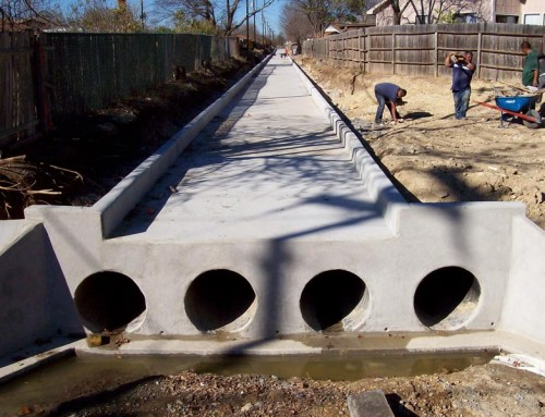 Bowman Road Drainage Improvements – Round Rock, Texas