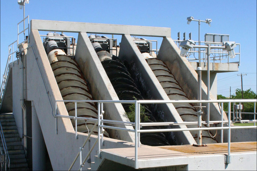 Doshier Farm Wastewater Treatment Plant Screw Pumps – Temple, Texas