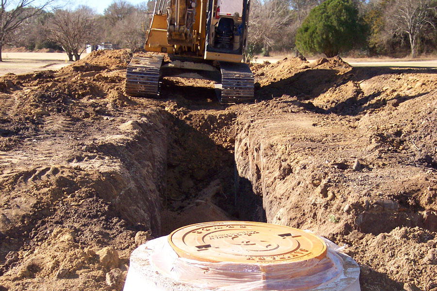 Leon River Trunk Sewer and Lift Station Improvements – Belton, Texas