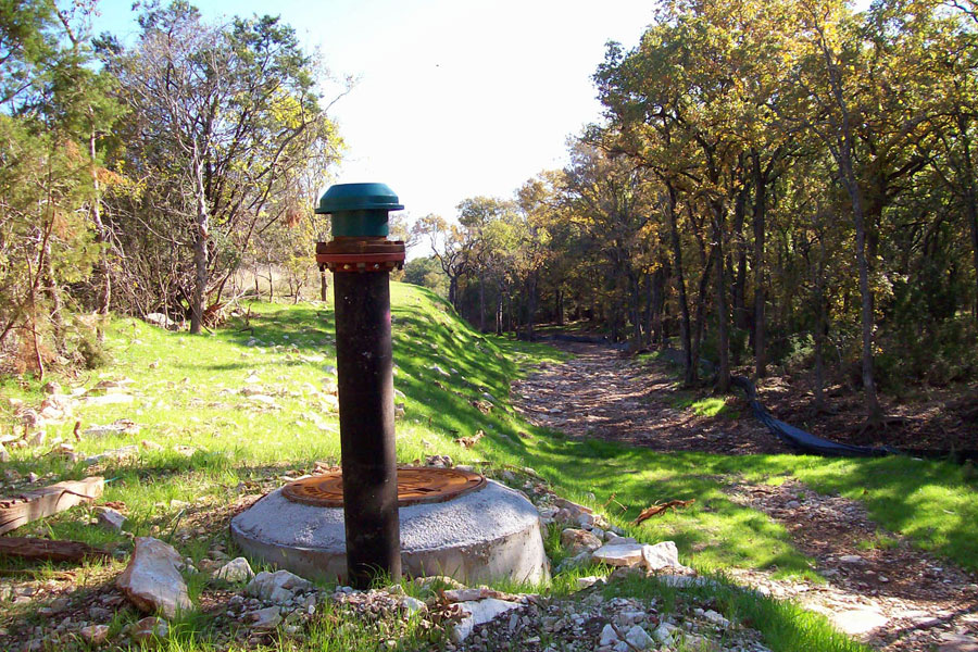 Pecan Branch Wastewater Interceptor – Georgetown, Texas