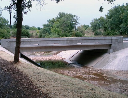 Winners Circle Culvert Replacement – Village of Salado, Texas