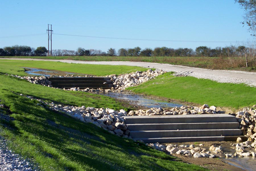 Thompson Addition Drainage Improvements - Belton, Texas