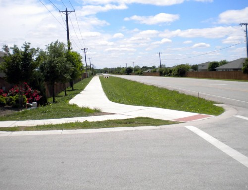 FM 1660 Sidewalk Improvements – Hutto, Texas