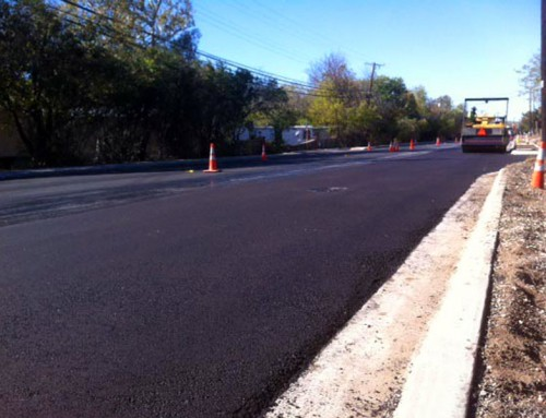 Indian Trail Pavement Rehabilitation Project – Harker Heights, Texas