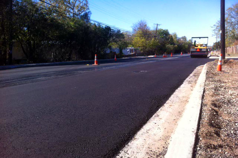 Indian Trail Pavement Rehabilitation Project - Harker Heights, Texas