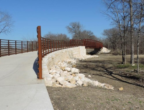 Pepper Creek Hike and Bike Trail Connection to Baylor Scott & White – Temple, Texas