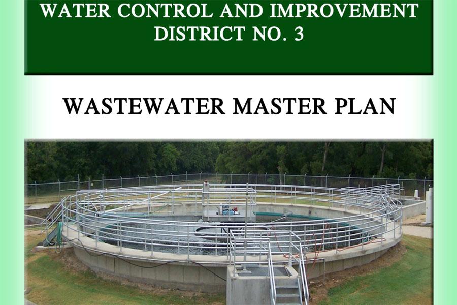 Wastewater Master Plan – WCID No. 3 - Nolanville, Texas