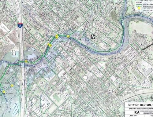 Wastewater Master Plan – Belton, Texas