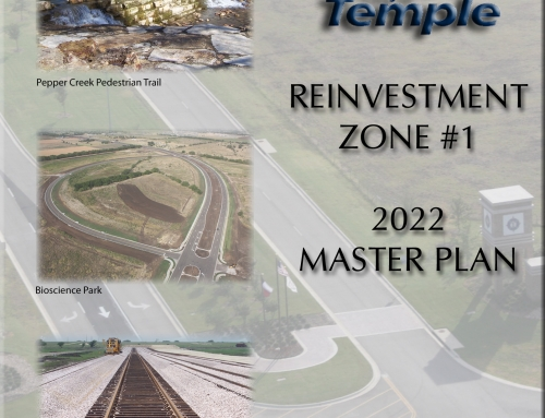 Temple Tax Increment Reinvestment Zone 2022 Master Plan – Temple, Texas